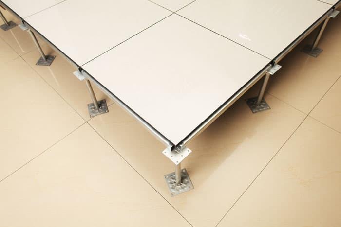 陶瓷贴面防静电地板