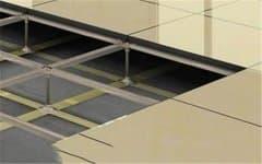 瓷面通风地板